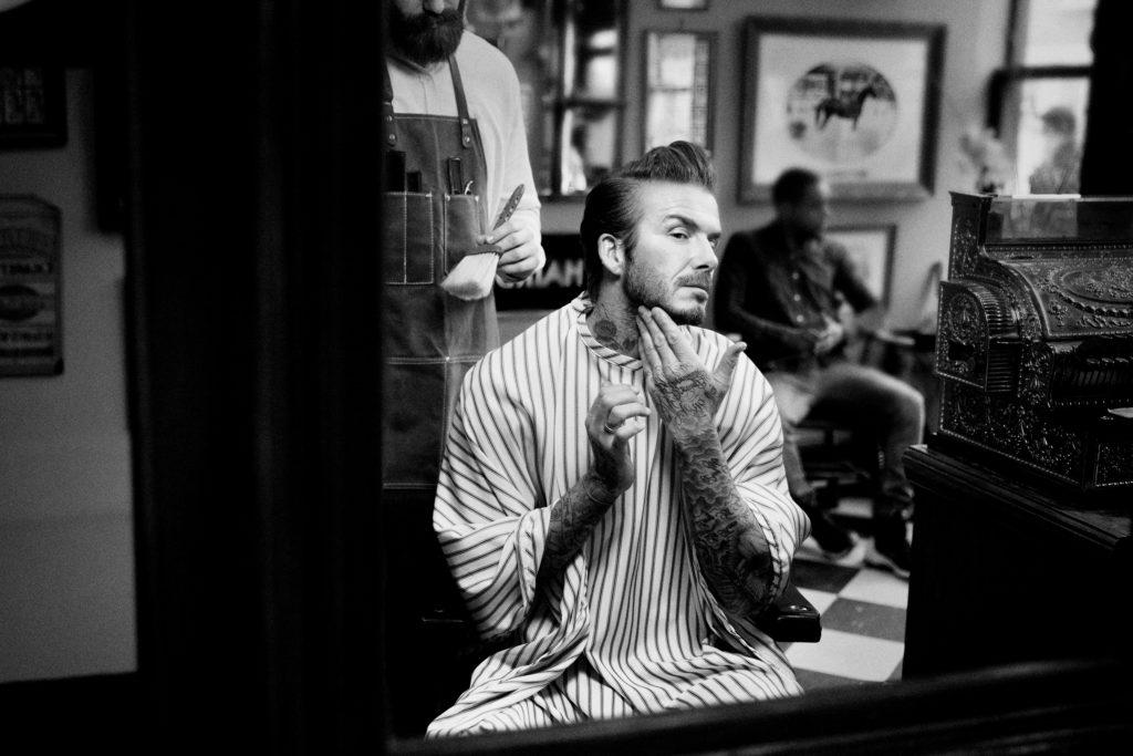 House 99 David Beckham