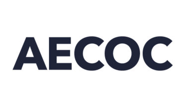 Logo vector Aecoc.