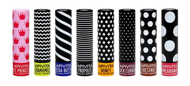 APIVITA lipcare Family