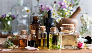 Aceites esenciales naturales