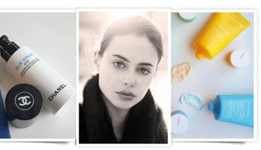 Cuidados cosméticos hidratantes: cremas para el frío