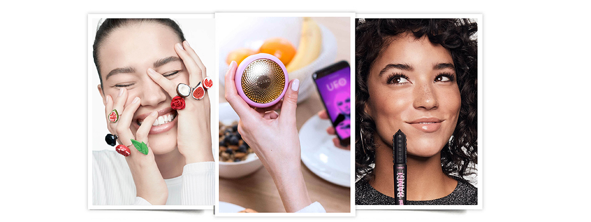 Novedades beauty millennial: Benefit, Foreo y Sephora