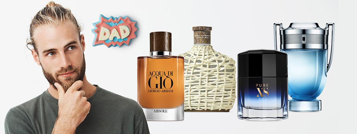 Día del Padre regalos perfumes