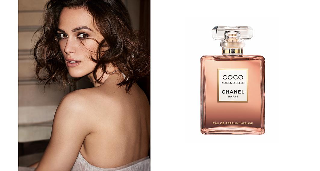 CHANEL Coco Mademoiselle Intenso nuevo perfume