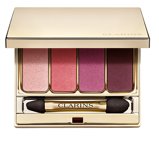 Clarins Palette yeux 4 Couleurs 07 Lovely Rose