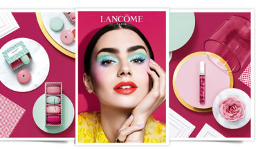 Lancôme Colección Primavera 2018: French Temptation. Lancôme French Temptation