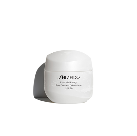 SHISEIDO ESSENTIAL ENERGY - DAY CREAM SPF20