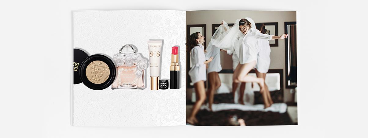 secretos de maquillaje para novias