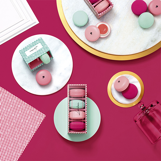 Blush Bomb, Macaron Blush and Blender, Lancôme