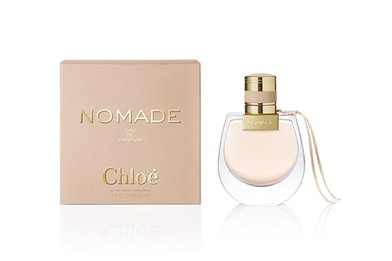 CHLOÉ Nomade, nuevo eau de parfum