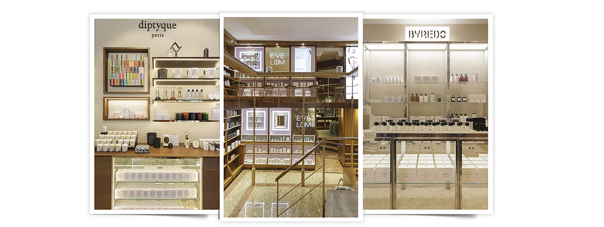 ABANUC, perfumería nicho