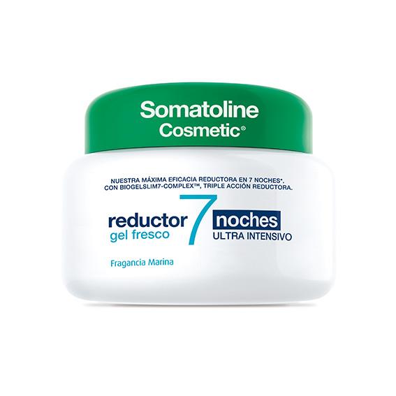 Somatoline Reductor Gel Fresco 7 Noches Ultra Intensivo