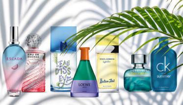 Fragancias de verano 2018: Escada, Rochas, Issey Miyake, Loewe, Dolce & Gabbana, Hollister, Ck One
