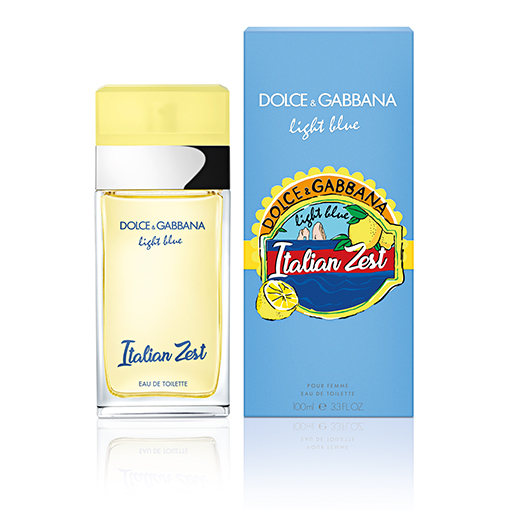 Light Blue Italian Zest, de Dolce & Gabbana