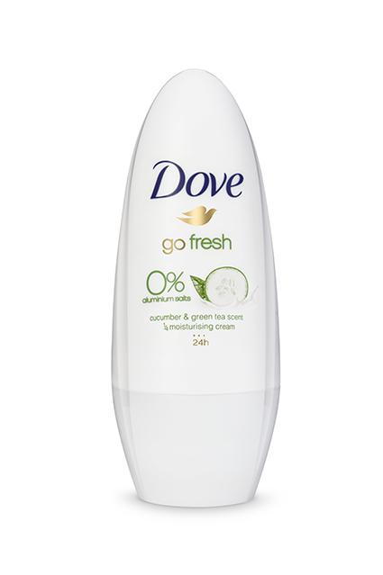 La gama 0% de Dove no tiene sales de aluminio ni alcohol.