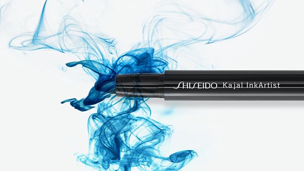 Shiseido Kajal Ink Artist, Shadow, Liner, Brow