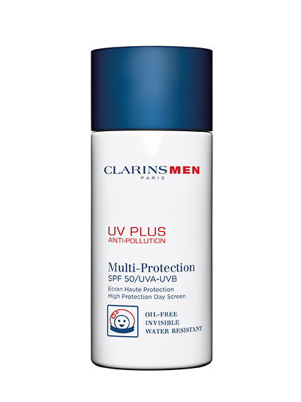UV Plus Antipollution Clarins Men