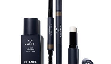 Boy de Chanel, línea de maquillaje para hombre