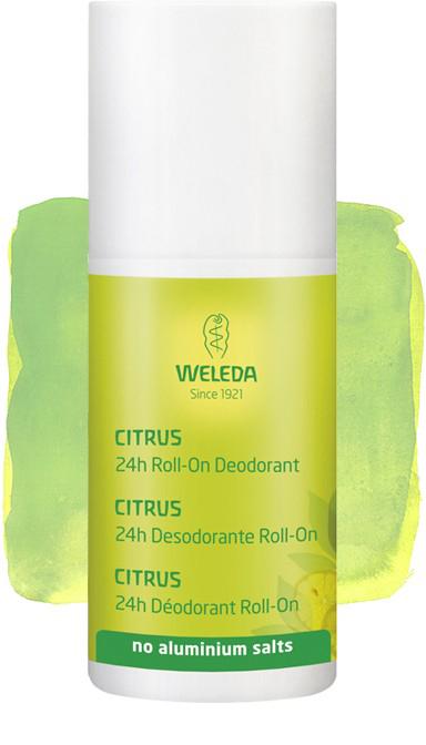 weleda desodorante citrus