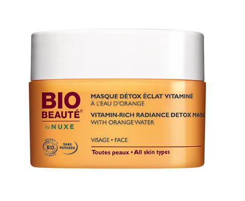 NUXE Mascarilla Detox Luminosidad Vitaminada