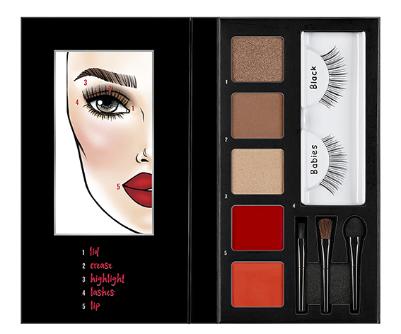 Paleta Look to Kill, de Ardell