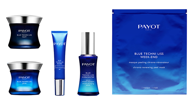 Blue Techni Liss, Payot