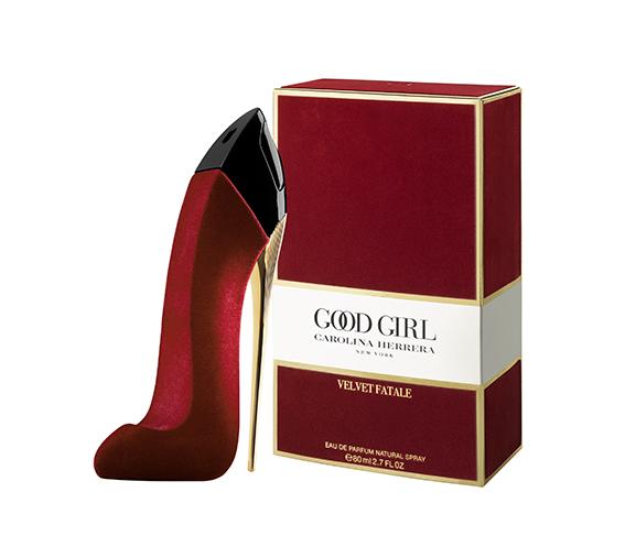 Good Girl Collector Edition Velvet Fatale, Carolina Herrera