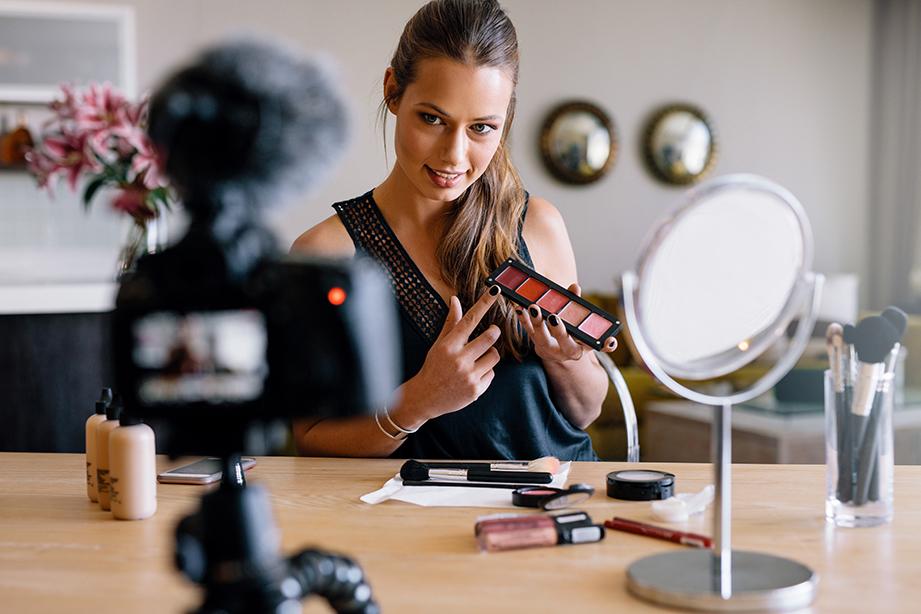 bloguera belleza youtuber, marketing de influencia