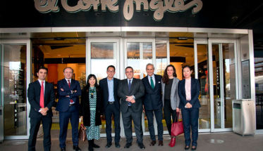Alianza entre El Corte Inglés y Alibaba.