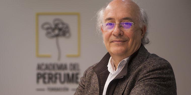 Agusti Vidal perfumista Symrise, Academia del Perfume