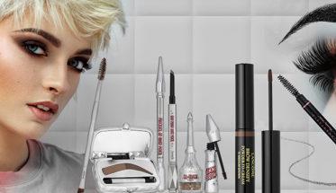 Maquillaje de cejas: Benefit, Lancôme, Anastasia Beverly Hills