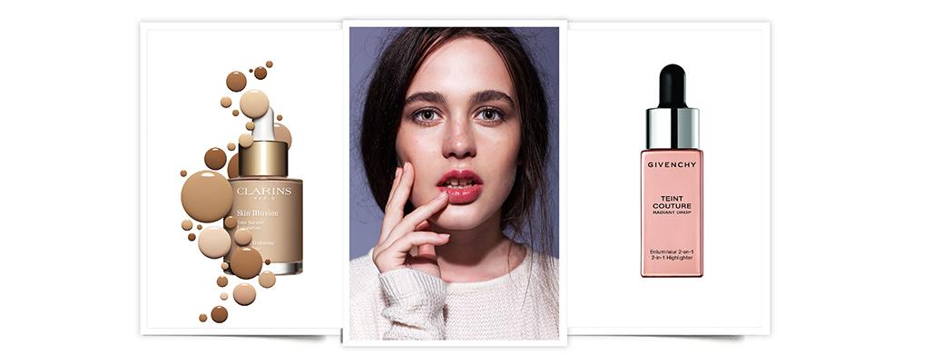 Maquillaje de efecto glow para una piel luminosa