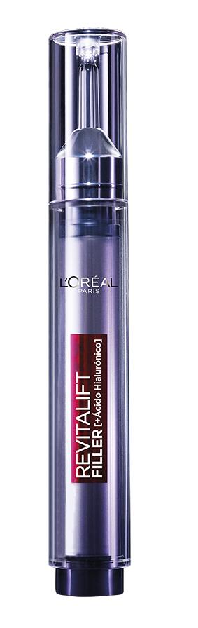 REVITALIFT FILLER SERUM L'Oréal, con ácido hialurónico