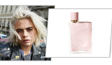 Her, nuevo perfume de Burberry. Burberry Her con Cara Delevingne