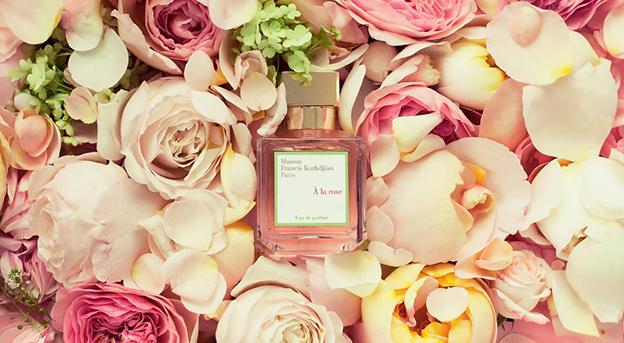 Maison Francis Kurkdjian, perfume À la rose