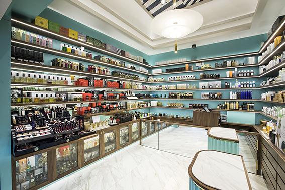Perfumeria Nadia, de Madrid