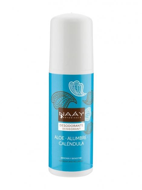 Desodorante de Alumbre, de Naáy