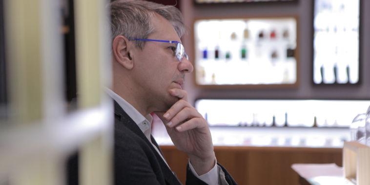 Jean Luc Gardarin, director de Le Secret du Marais.