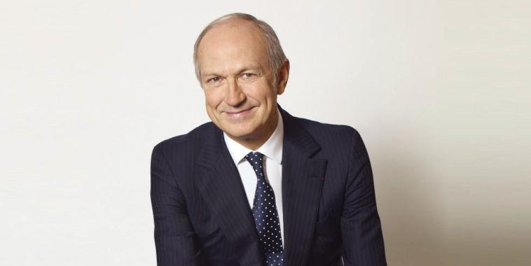 Jean-Paul Agon, presidente y director ejecutivo de L'Oréal.