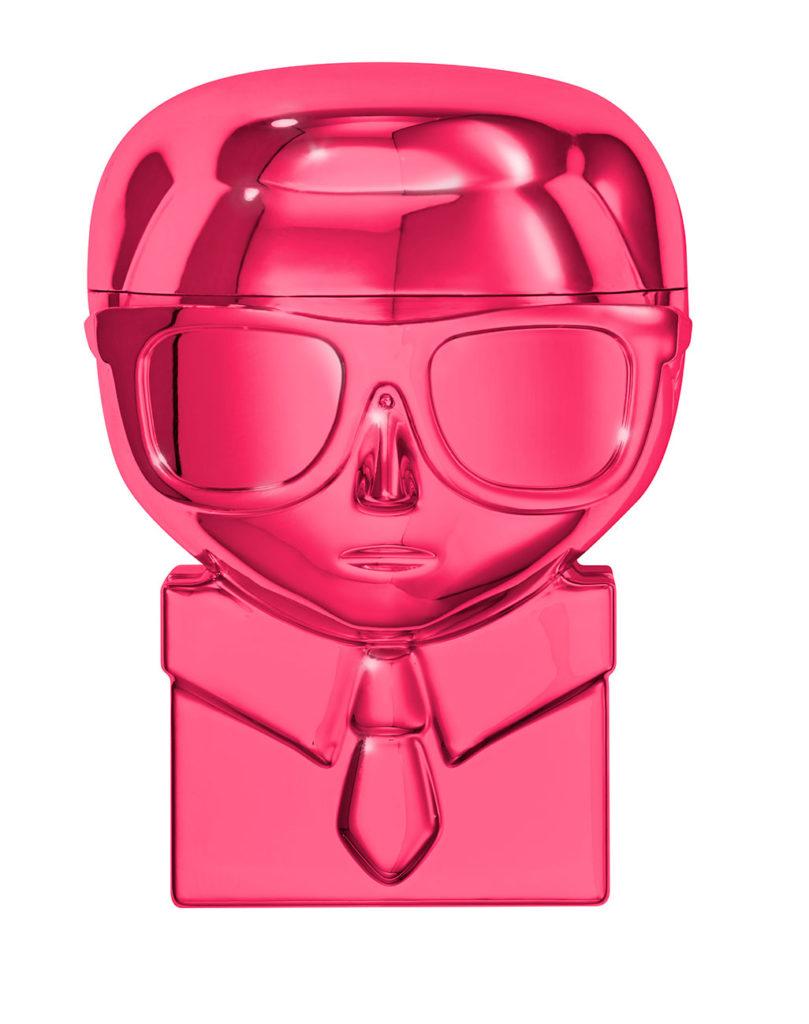 KARL LAGERFELD + MODELCO LIPBALM PINK.