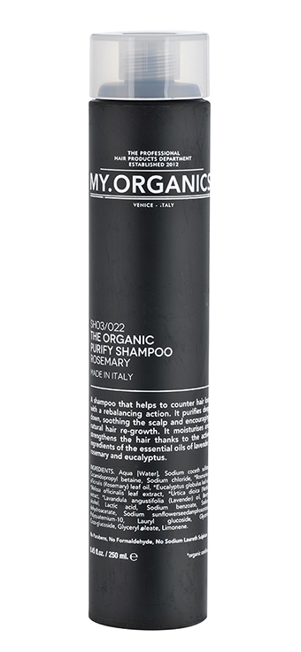 My Organics The Organic Purify Shampoo Rosemary