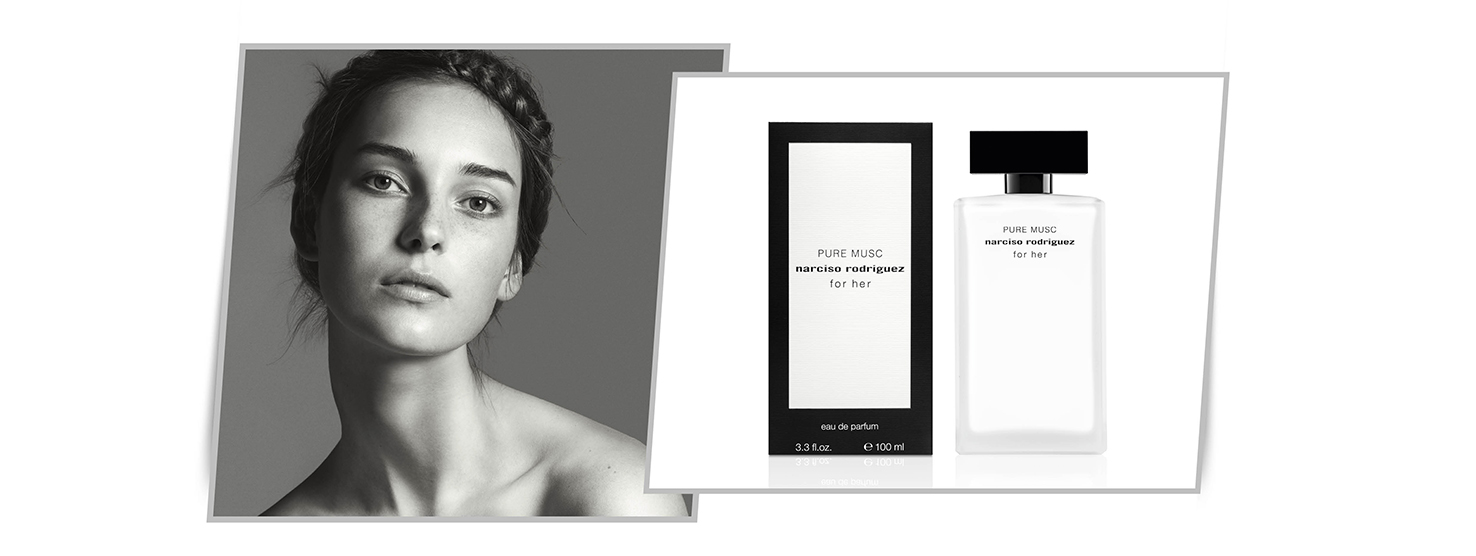 Narciso Rodriguez For Her Pure Musc perfume 2019