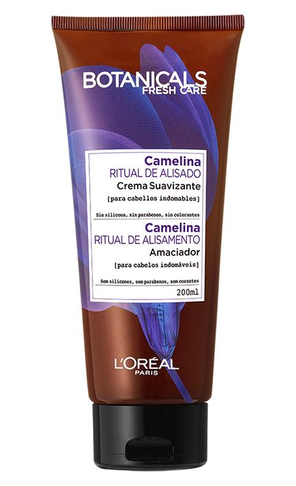 LOREAL Acondicionador ACEITE DE CAMELINA_BOTANICALS