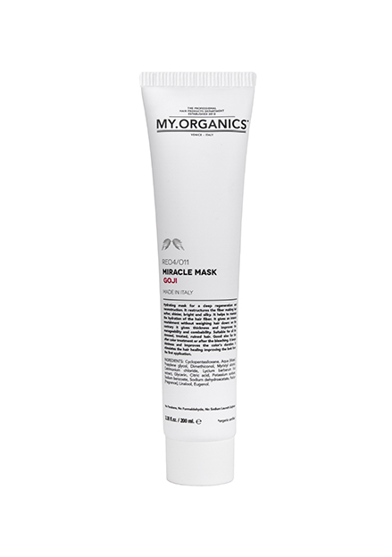 MY ORGANICS Miracle Mask Goji