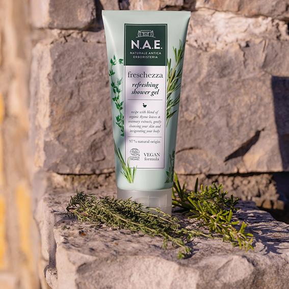 NAE, la nueva marca de cosmética orgánica de Henkel. NAE Henkel