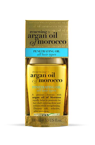 OGX PenetratingOil Aceite de Argán de Marruecos
