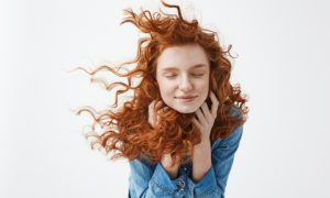 cabello rizado sin siliconas