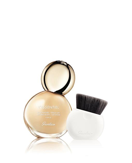 Guerlain L'Essentiel Nº 00N, nuevo maquillaje 97% ingredientes naturales