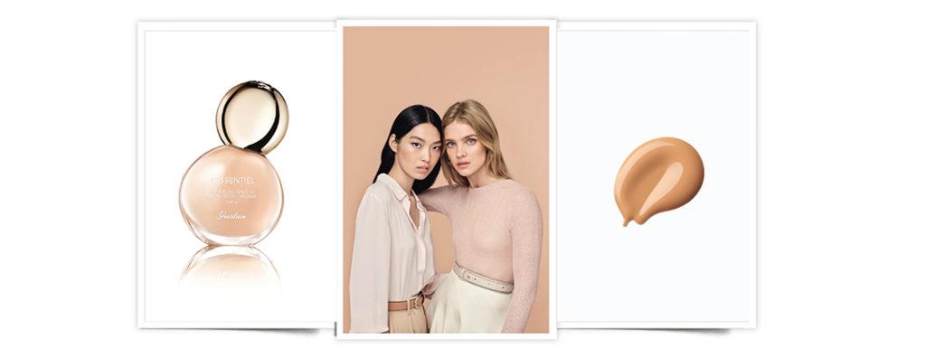 L'Essentiel, el maquillaje transparente de Guerlain