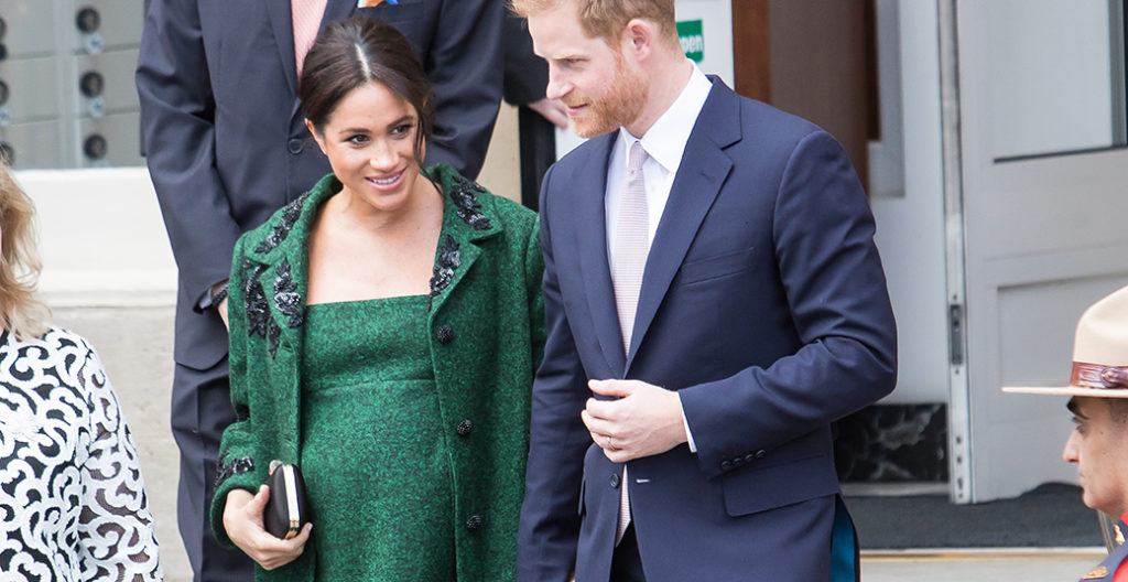 Meghan Markle embarazo príncipe Harry